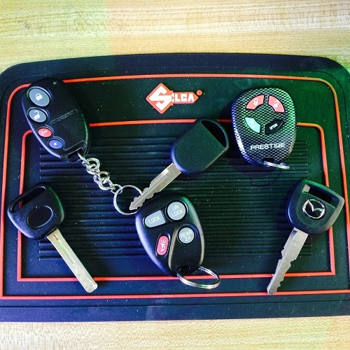 We provide car key replacement services for all makes and models.